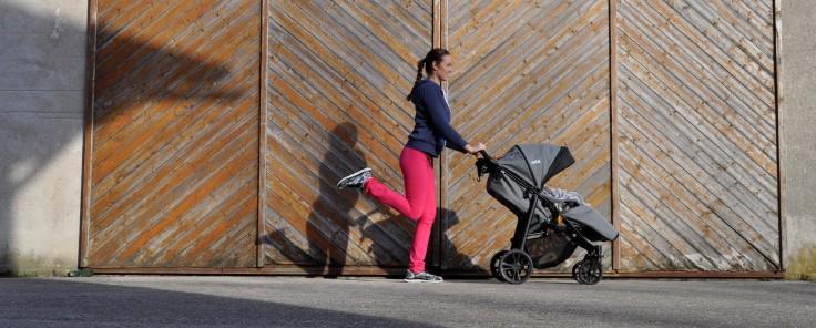 Anfersen Mamis machen Sport