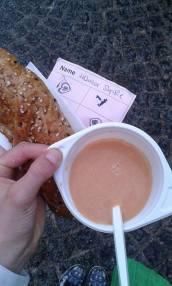 Pink Ribbon Lauf suppe