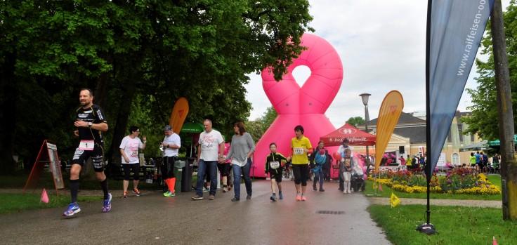 Pink Ribbon Lauf