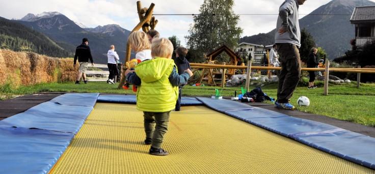 Spielplatz Achensee