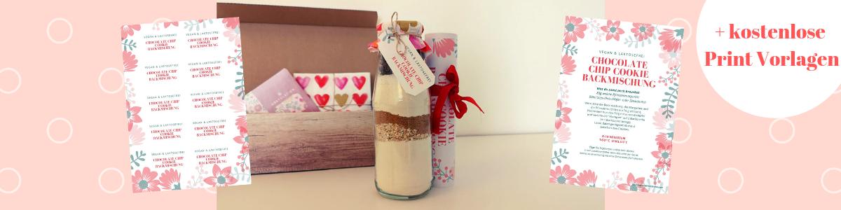 Geschenk Für Omamama Cookie Backmischung Freebies